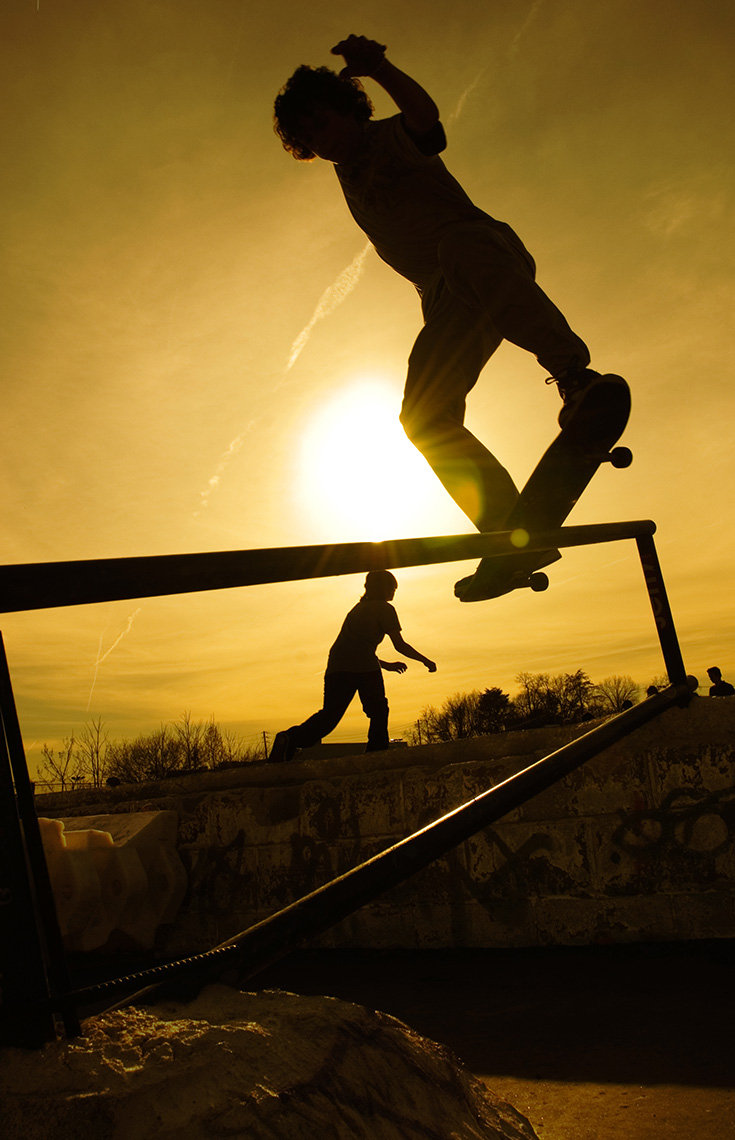 Street Skaters | Urban Photography