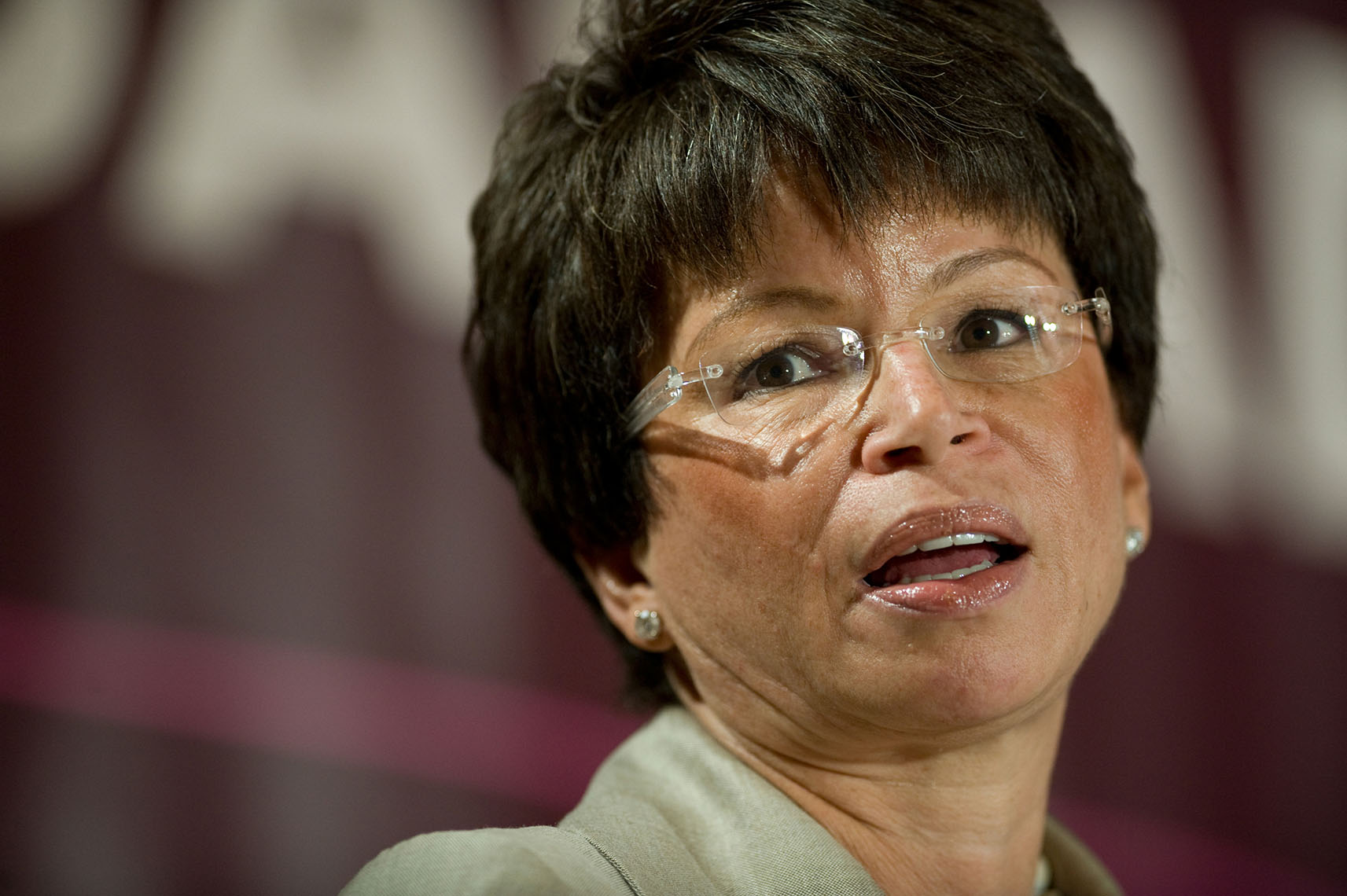 Valerie Jarrett, Senior Advisor to President Barack Obama