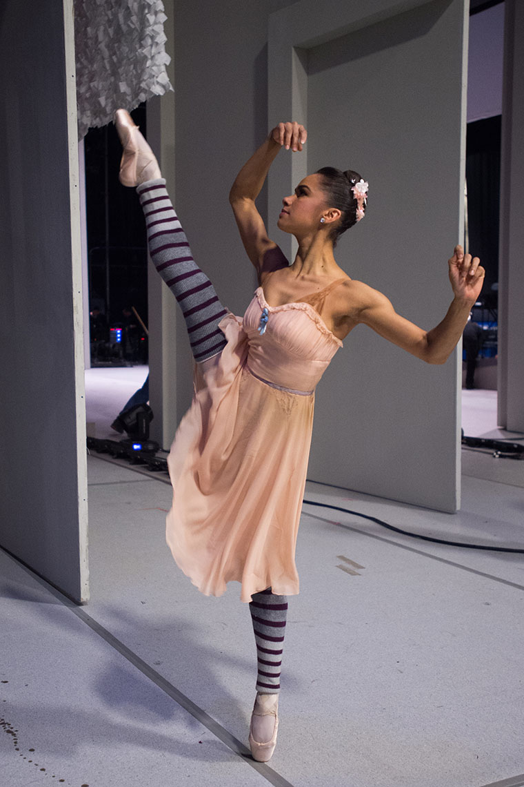 Dancer Misty Copeland