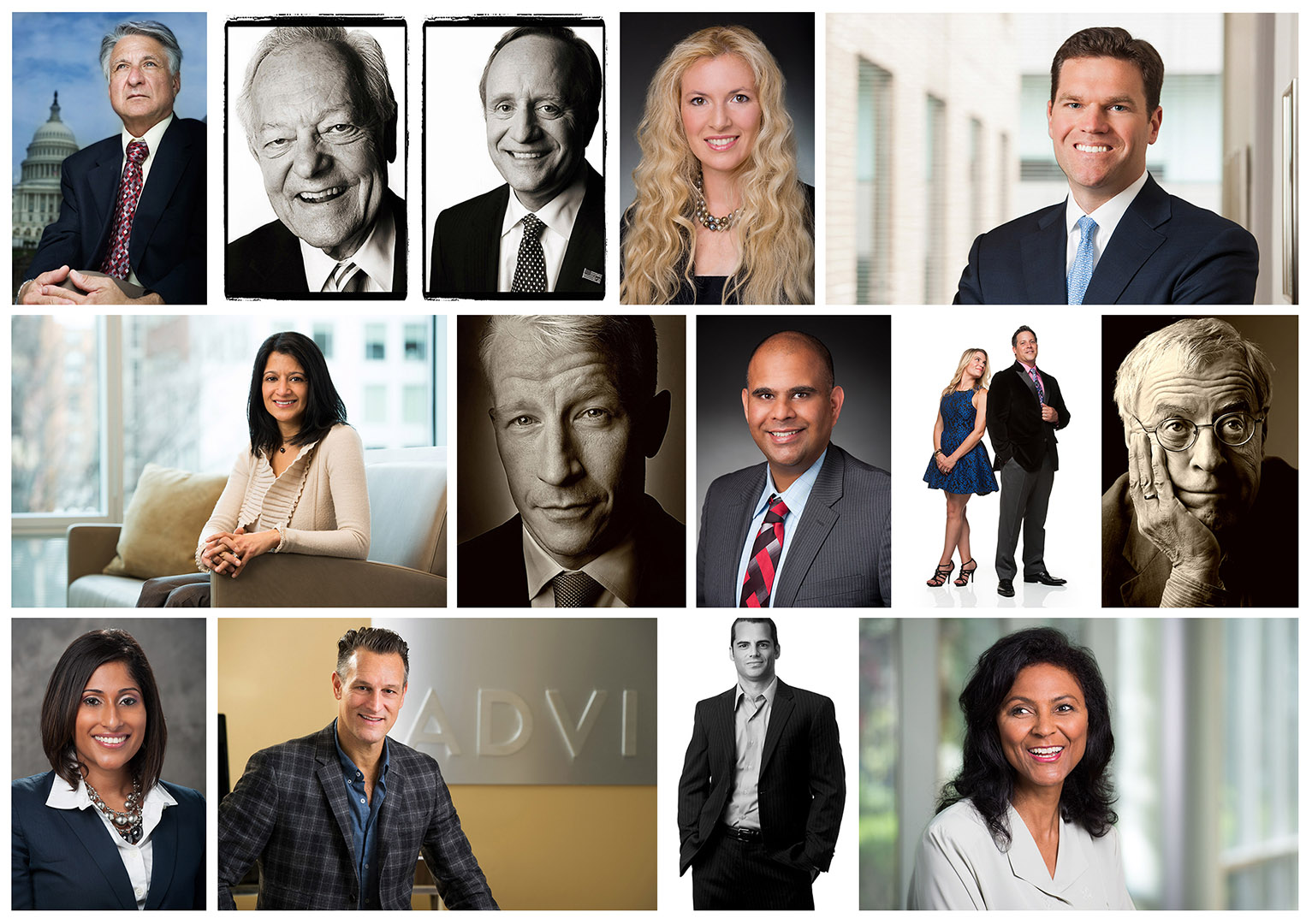 Corporate Headshots and Portraits in Washington DC